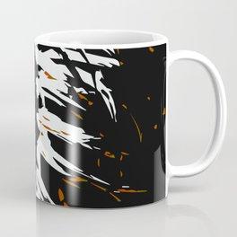 "Native American Indian ""Fearless in Flames"" Coffee Mug"