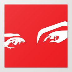 Eyes2 Canvas Print