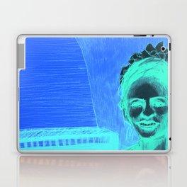 The vocalist Laptop & iPad Skin