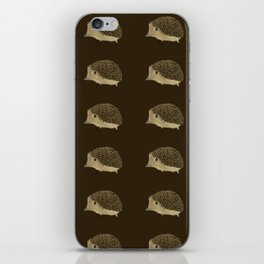 Betty The Hedgehog iPhone Skin