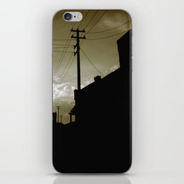 dust city iPhone Skin
