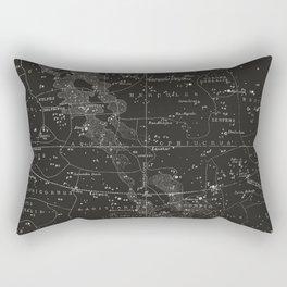 Southern Signs of Zodiac Rectangular Pillow