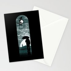 venetian alley Stationery Cards