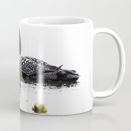 June Loon Coffee Mug