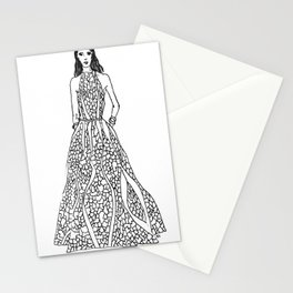 mademoiselle no.4 Stationery Cards