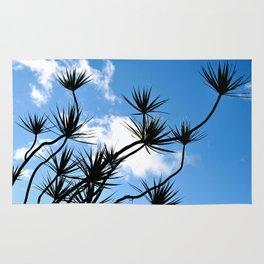 summer silhouettes Rug