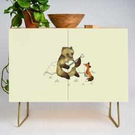 Bear & Fox Credenza
