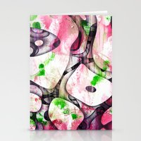 soul Stationery Cards featuring Soul by SensualPatterns