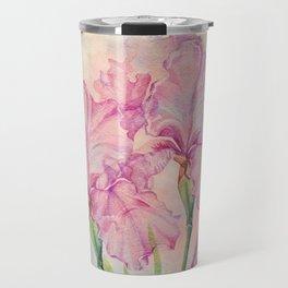 Angel Iris - Pure of Heart Travel Mug