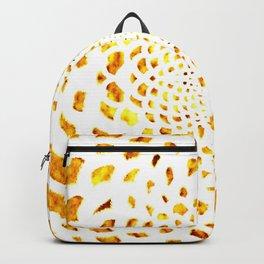 Golden Aura Backpack