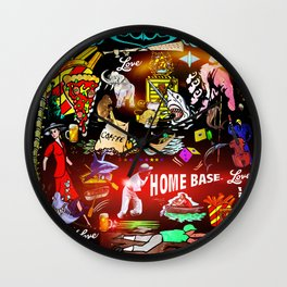 When You Own It Wall Clock