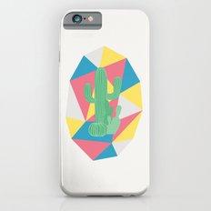 Geo Cactus iPhone 6s Slim Case