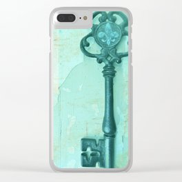 Master Key Clear iPhone Case