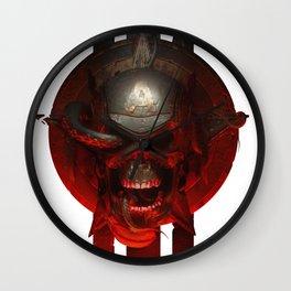Hail Hydra Wall Clock