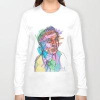 gentleman Long Sleeve T-shirts featuring Gentleman by Belovediesel