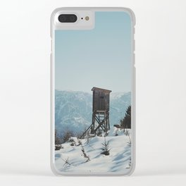 attersee (25) Clear iPhone Case