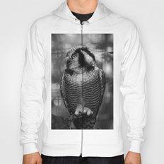 Owl series no.1 Hoody