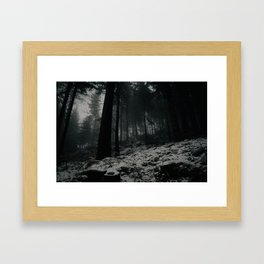 gusła. Framed Art Print