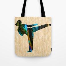 Martial Art Tote Bag
