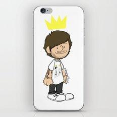 Little King iPhone & iPod Skin