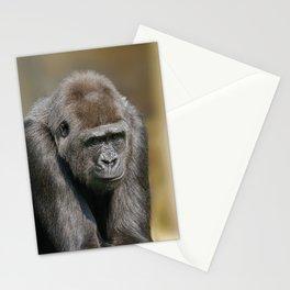 Gorilla Female Stationery Cards