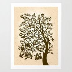The Fruit of the Spirit (I) Art Print