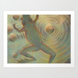 """Ripple Effect"" Art Print"