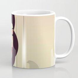 Girl Retro Style 13 Coffee Mug