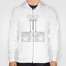 The Pioneer (CDJ Quick Connect Manual) Hoody