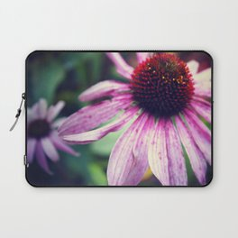Purple Cone flower Laptop Sleeve