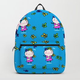 Hula Hula Hula dance Backpack