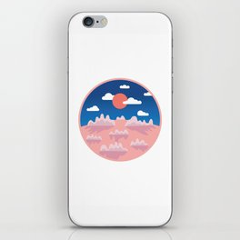 Sundown iPhone Skin