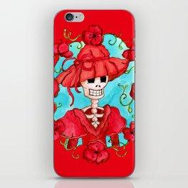 Catrina Doña Carlota iPhone Skin