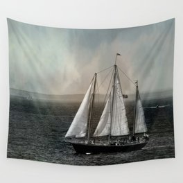 Safe Passage Wall Tapestry