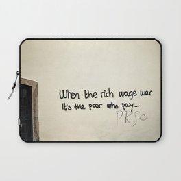Uprising: Athens, Greece.  Laptop Sleeve