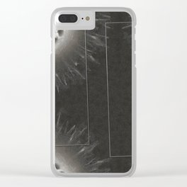 Wormling Concord Flowers  ID:16165-022225-08511 Clear iPhone Case