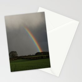 Road to the rainbow Stationery Cards