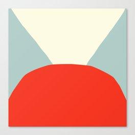 Deyoung Modern Canvas Print