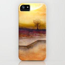 LoneTree 03 iPhone Case