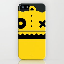 Monster Art iPhone Case