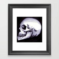 Bones III Framed Art Print
