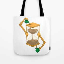 I am Patience Tote Bag