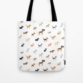 Lots of Cute Doggos Tote Bag
