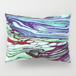 Go With the Flow Pillow Sham