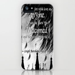 Six of Crows - Leigh Bardugo iPhone Case