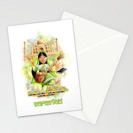 SARASVATI Stationery Cards