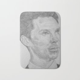 Benedict Birthday Pencil Bath Mat