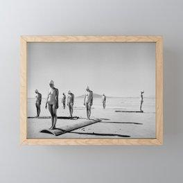 Great Salt Lake Framed Mini Art Print