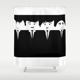 Hard Day's Night Shower Curtain