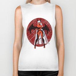 Red Devil Biker Tank